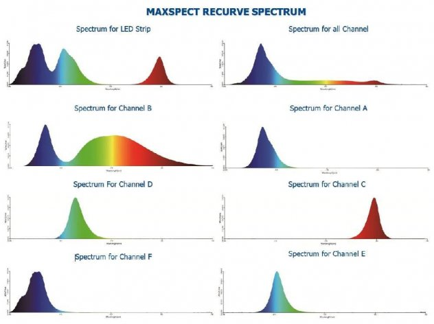 Maxspect Recurve Spectrum